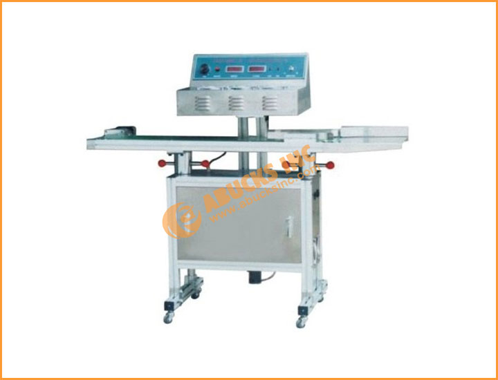 Automatic Continuous Induction Cap Sealing Machine