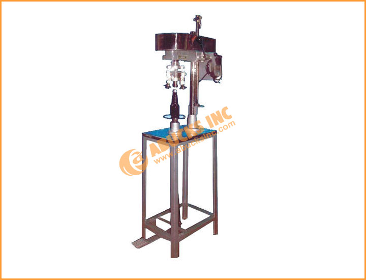 Semiautomatic Foot Switch Ropp Capping Machine