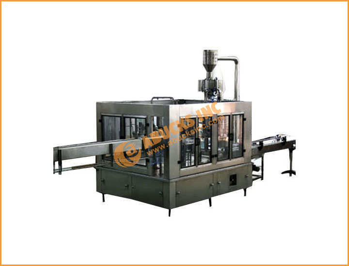 Automatic 3 in 1 Rinsing Filling and Capping Machine