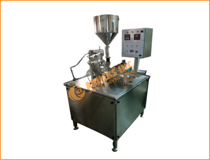 Automatic Rotary Water Cup Filling and Sealing Machine