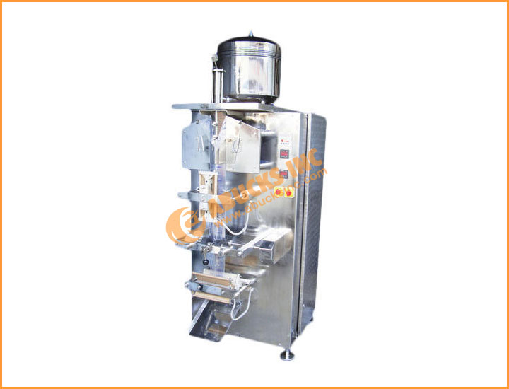 Automatic Water or Liquir Pouch Filling Machine