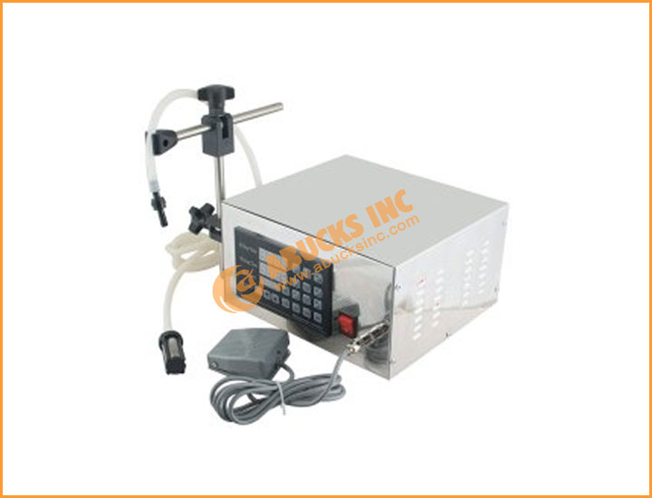 Digital Liquid Filling Machine Upgrade Model 5 ml to 3500 ml