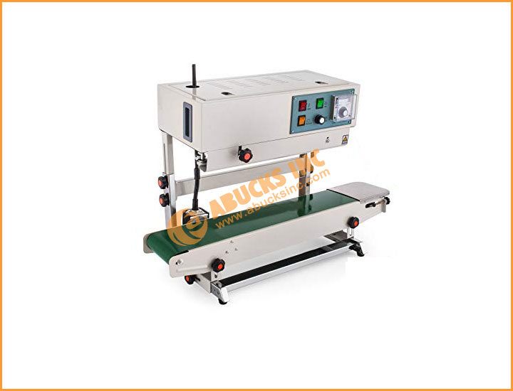 Band Sealer Vertical Model fr 900 Stainless Steel